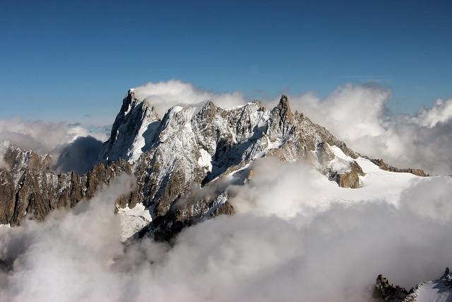Agullas de Chamonix