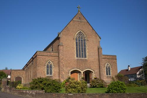 St Ninian's RC Church, Knightswood, Glasgow
