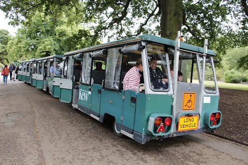 Kew Garden遊園車