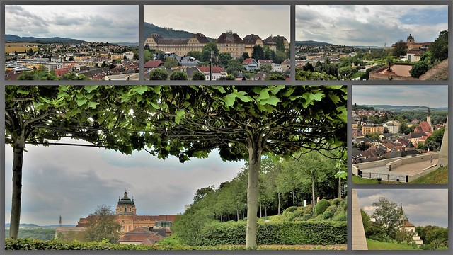 View over Melk