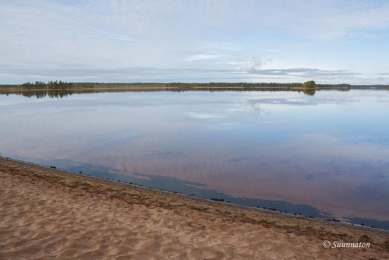 Venäjänhiekka, Tiilikkajärvi