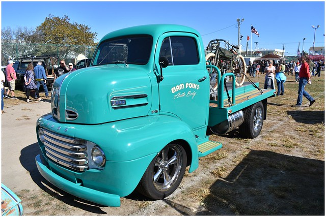 The Race of Gentlemen weekend, TROG car & motorcycle show @ Wildwood, New Jersey (HTT)