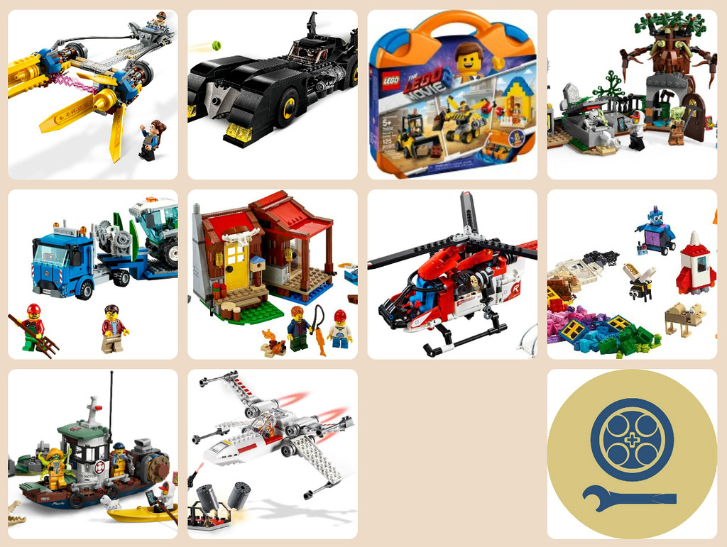 30 Euro LEGO Sets Grid