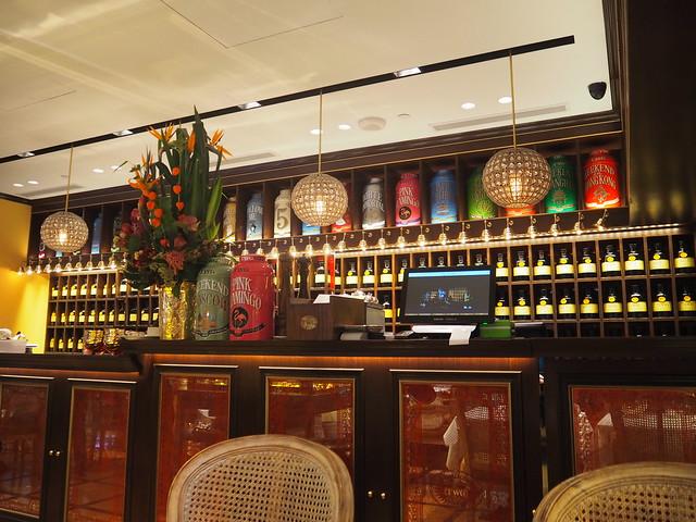 P9165192 TWG Tea SALON シンガポール Singapore アフタヌーンティー ひめごと