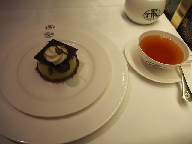 P9165188 TWG Tea SALON シンガポール Singapore アフタヌーンティー ひめごと