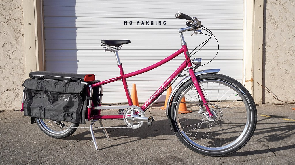 Xtracycle Edgerunner 11i Cargo Bike