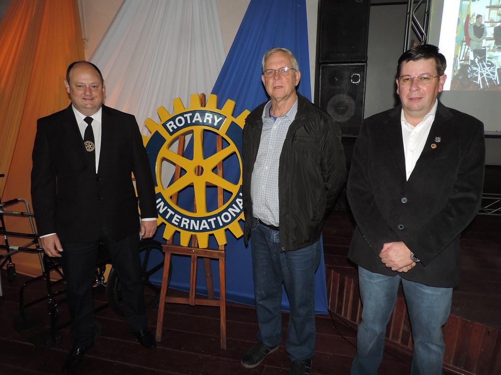 Jantar Etnias Rotary Club Júlio de Castilhos