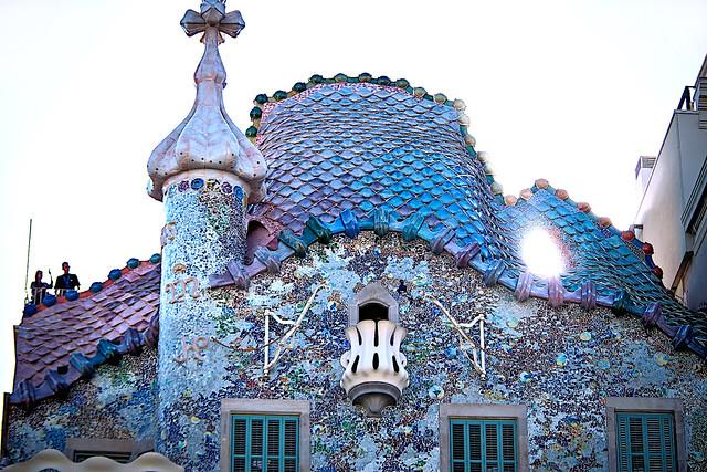 Gaudí in detail