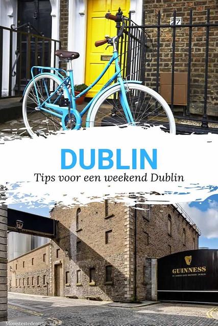 Weekend Dublin: de leukste dingen om te doen in Dublin, bekijk de tips | Mooistestedentrips.nl