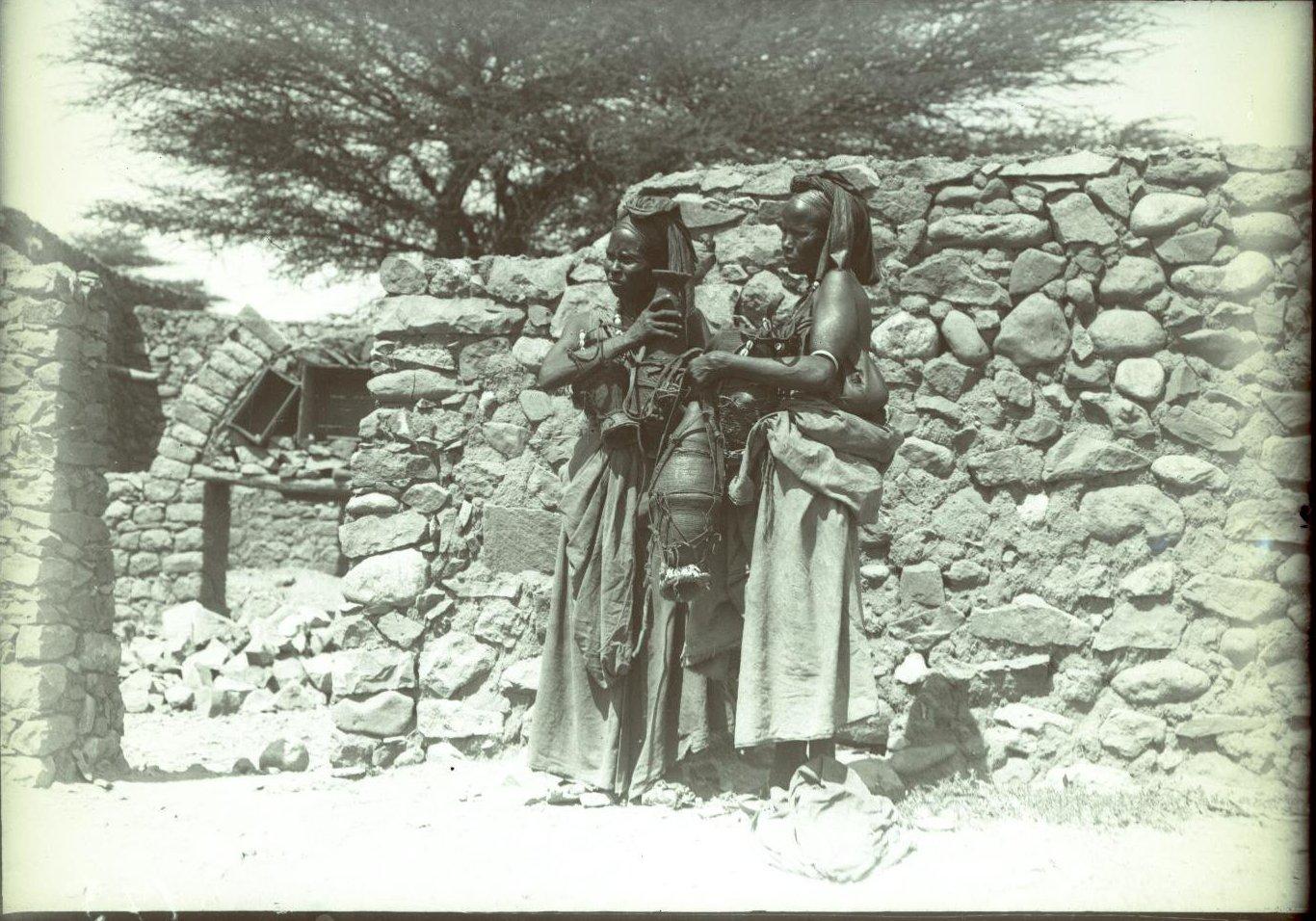 173. Гильдесса. Женщины на базаре