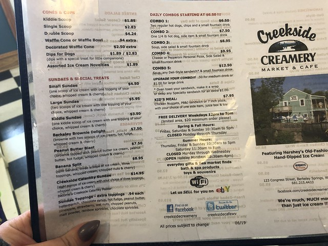 Creekside Creamery