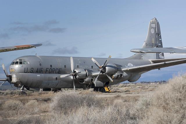 53-0272 Boeing KC-97G Milestones Of Flight Museum