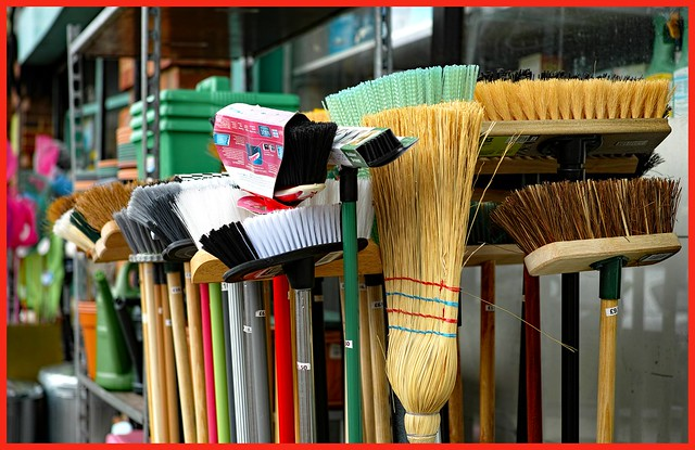Sweeper: The Tools of the Trade