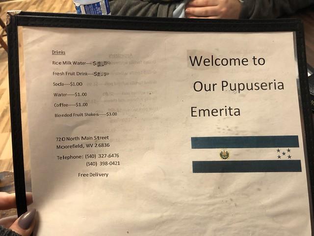 Pupuseria Emerita