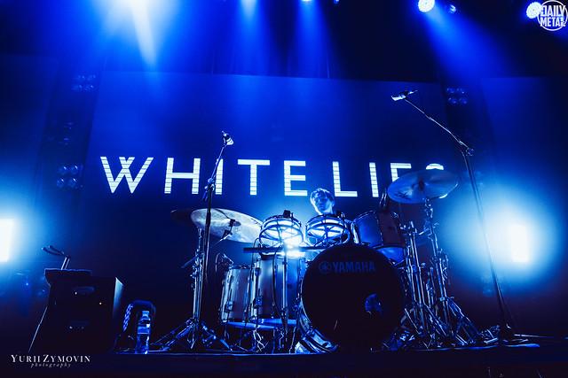 White Lies | Lviv | 30.09.2019