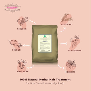 Hair loss organic natural herbal Treatment for hair growth | by tingjessie