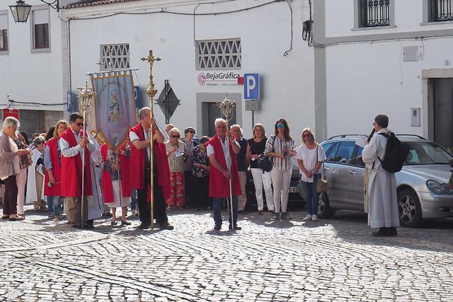 Corpus Christi procession, Beja, Alentejo