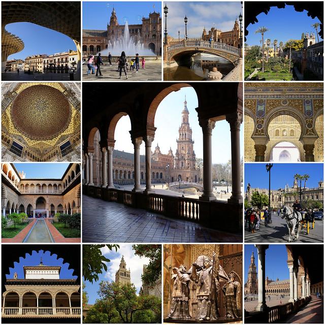 My best of Seville - Spain