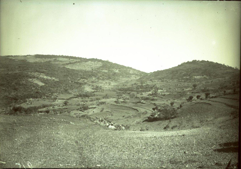 215. 1899. Абиссиния. Гильдесса. Искусственные террасы