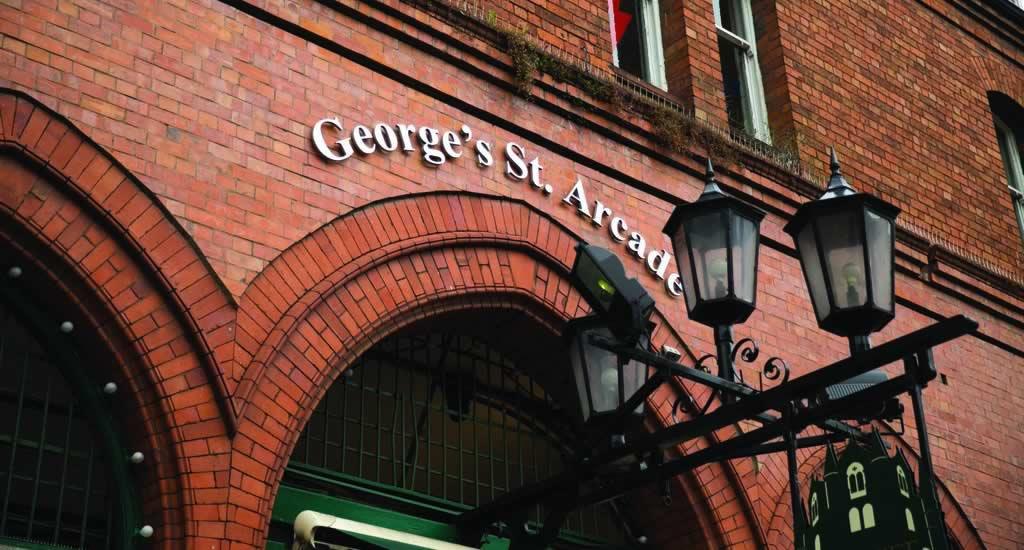 George Street Arcade, Dublin | Mooistestedentrips.nl
