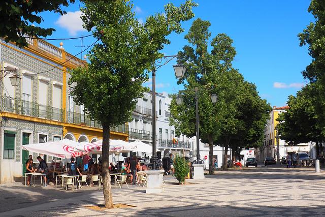 Praça da Rebública, Beja, Alentejo