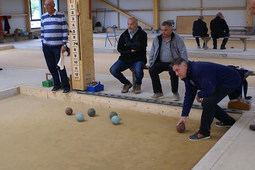 05/10/2019 - Plougasnou : Concours de boules plombées en doublette mêlée