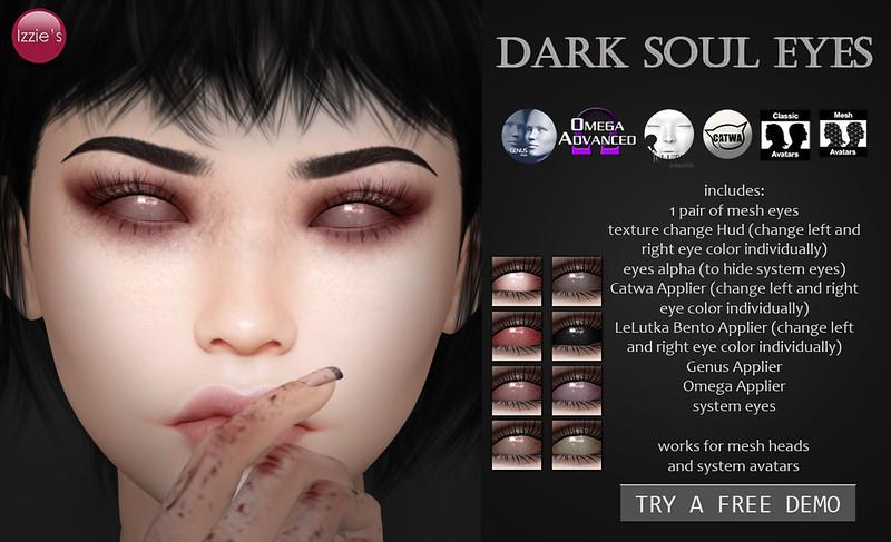Dark Soul Eyes
