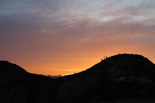 Unedited Sunset Picture