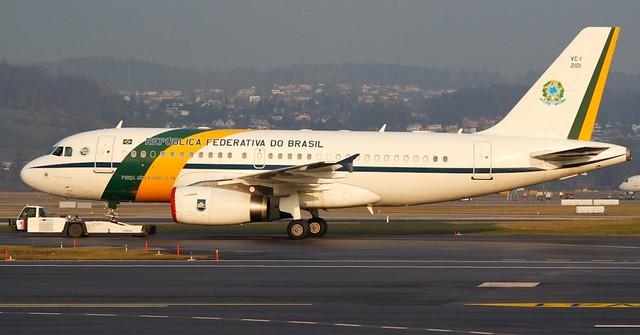 Saiba como viajar de graça pela Força Aérea Brasileira