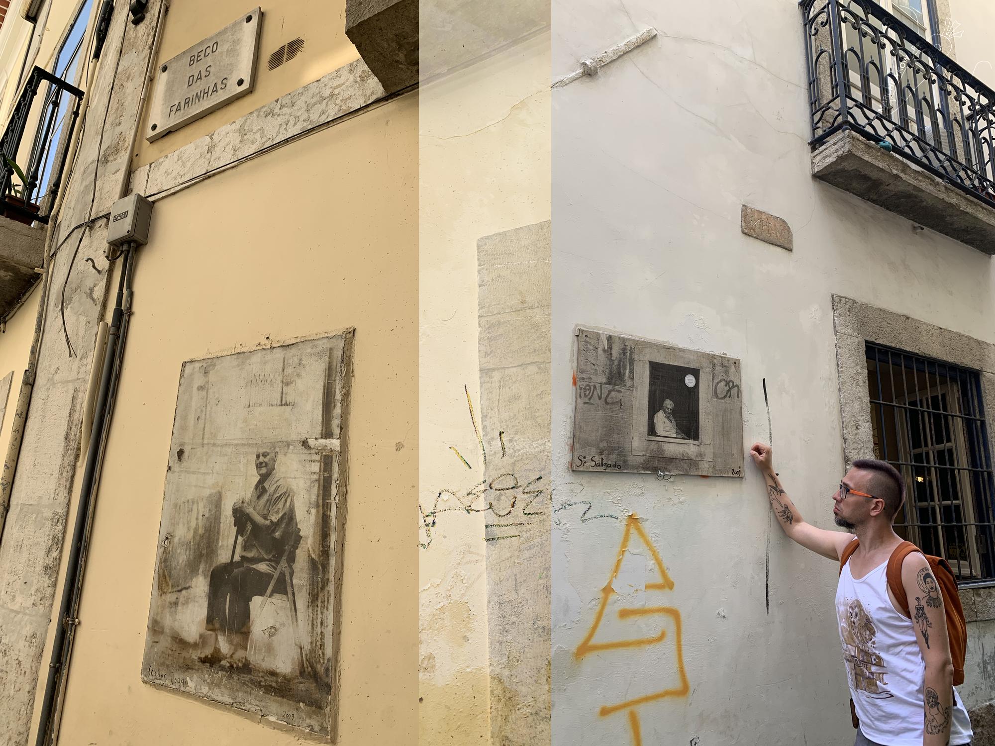 marchewkowa, blog, podróże, urlop, wakacje, Portugalia, Lizbona, Mouraria, fado, travel, Lisboa, Beco das Farinhas