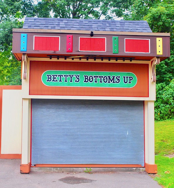 Just What Is Betty Up To Anyway?