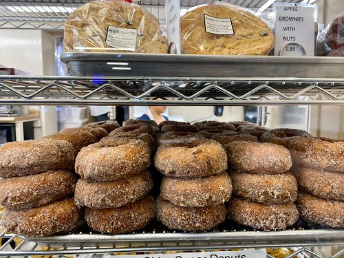 Boa Vista sugar apple cider donuts