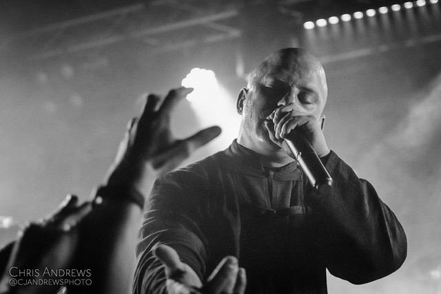 Rivers of Nihil (w/ Black Crown Initiate, MØL) at The Dome, Tufnell Park (London, UK) on October 2, 2019