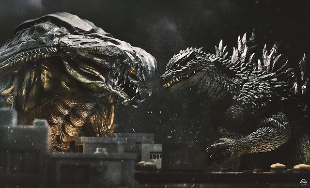 Flickriver: Random photos from Godzilla ゴジラ World of Gojira - [WoG] pool