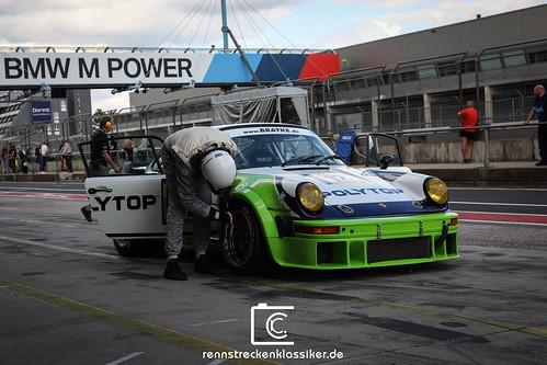 1979 Porsche 930 Gruppe 4 Jörg Bratke von Bergen @ Revival Deutsche Rennsportmeisterschaft AvD OGP Nürburgring 2019