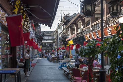 jordi payà canals canon eos 450d efs 1585mm is usm asia china jiangsu wuxi restaurant food street flag