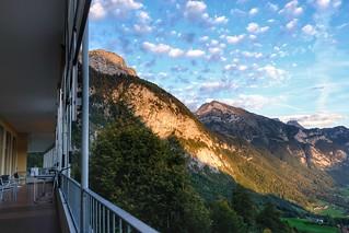CH SG Rehaklinik Walenstadtberg: A Room with a View