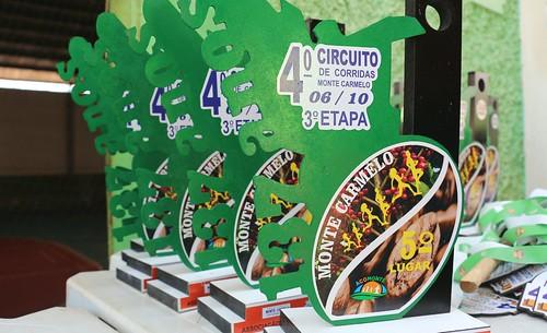 3ª Etapa do 4º Circuito de Corridas de Rua de Monte Carmelo
