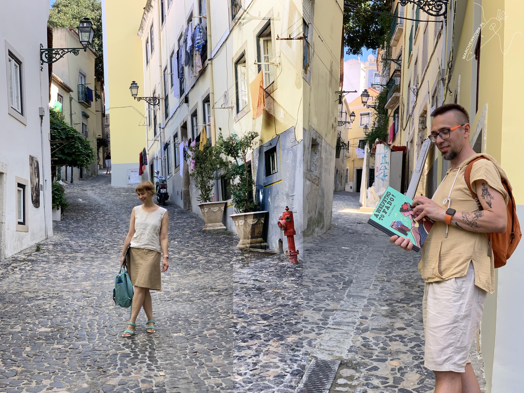 marchewkowa, blog, podróże, urlop, wakacje, Portugalia, Lizbona, Mouraria, fado, travel, Lisboa, Nuno Saraiva, fado