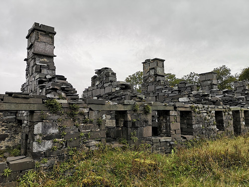 Old Barracks, Llanberis Slate Quarry