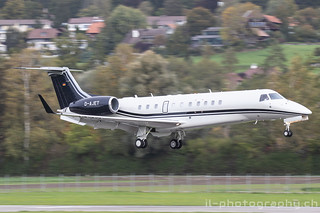 Embraer Legacy 650, D-AJET, Air Hamburg