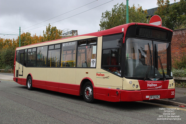 Halton Transport - 33