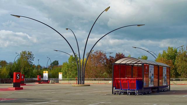 Parking cité Europe à (F62331) Coquelles