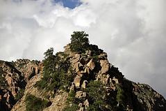 Basin Landform - Chisos Mountains