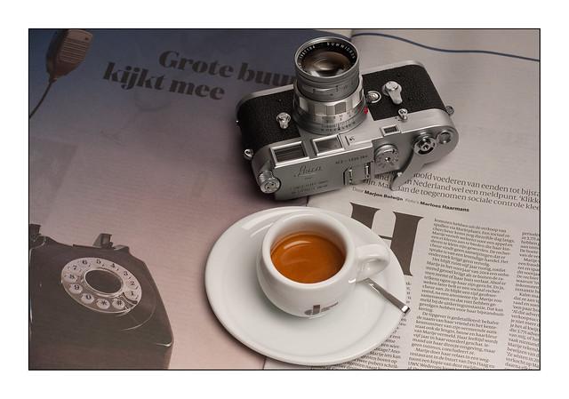 Espresso Danesi Doppio
