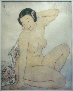 Pan Yuliang: Nude