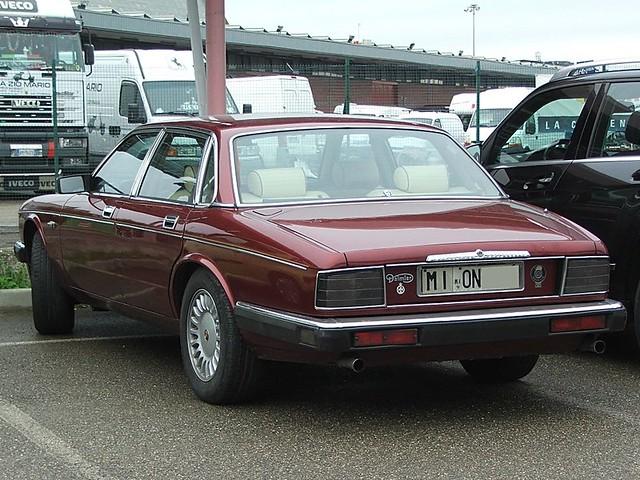 Daimler Double Six - 1989