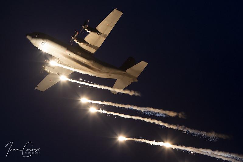 Lockheed Martin C-130J Hercules – Denmark-Air Force – B-538 – Leopoldsburg-Beverlo (EBLE) – 2019 09 13 – Inflight – 01 – Copyright © 2019 Ivan Coninx