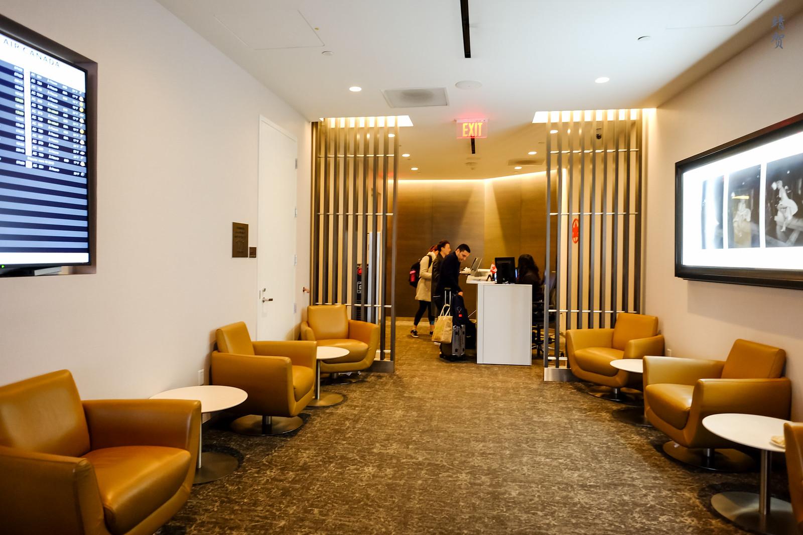 Lounge foyer
