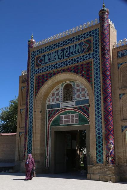 Casa di Fayzulla Khojaev